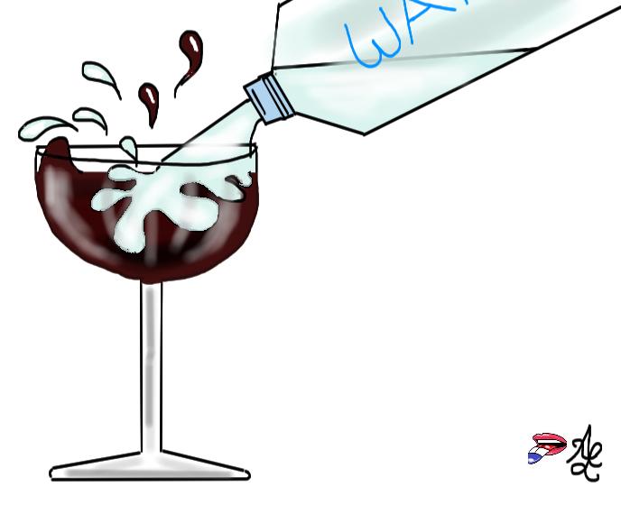 eau dans son vin1