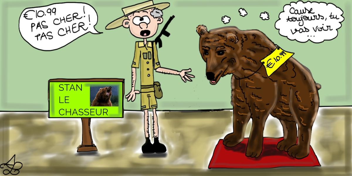 il ne faut pas vendre la peau de l ours avant de l avoir tu les d dexpressions. Black Bedroom Furniture Sets. Home Design Ideas